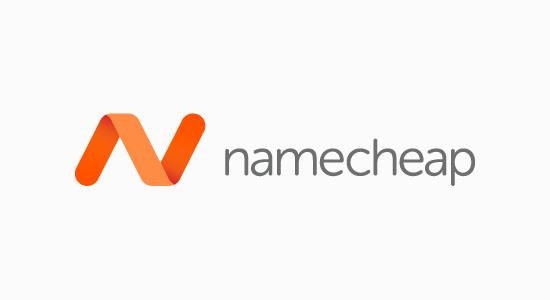 Namecheap banner